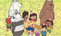 We Bare Bears Puzzle