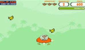 Original game title: Monkey Lander