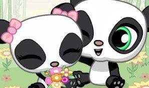 Littlest Pet Shot: Panda Bloom Boom
