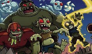 Original game title: Haunted Suburb