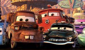 Cars Hidden Letters