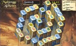 Mahjong: Alchemia