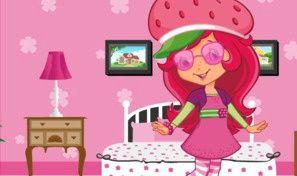 Strawberry Shortcake Room Decoration