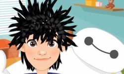 Big Hero 6 Salon