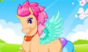 My Lovely Little Pony Game