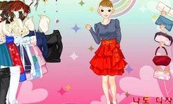 Rainbow Dress-Up