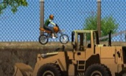 Construction Yard Bike
