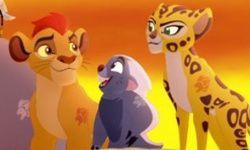 The Lion Guard Assemble