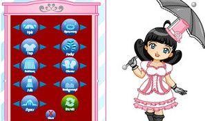 Original game title: Gotholi Dress Up