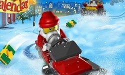 Lego City: Adventskalender