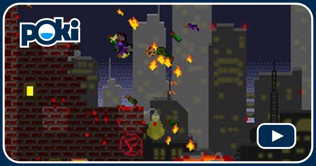 Gunnihilation Game - Shooting Games - GamesFreak