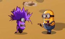 Minions Fighting Back
