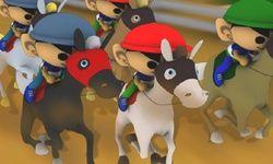 Wereldwijde Paardenrace
