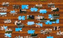 The Roman Coliseum Jigsaw
