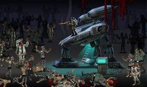 Space SWAT vs Zombies