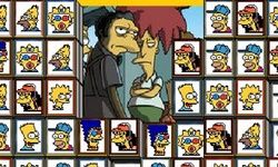 Mahjongg dos Simpsons