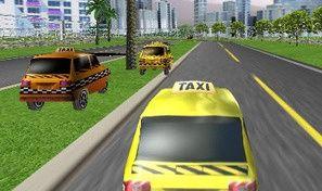 Original game title: 3D Taxi Racing