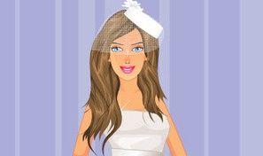Original game title: Barbie Princess Wedding