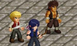 Original game title: Hero Fighter