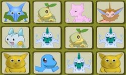 Cặp Đôi Pokemon
