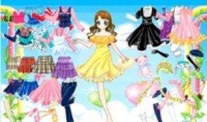 Cloud Fairy Dress Up