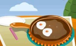 Bake Eggs
