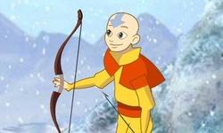 Avatar Bow and Arrow