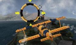 Pilote de voltige en 3D: San Francisco