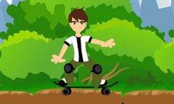 Ben 10 Skateboard