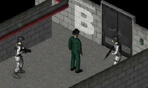 Original game title: Stealth Hunter 2