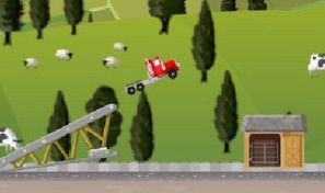 Original game title: Destructo Truck