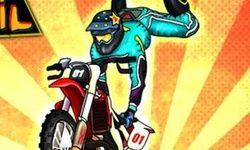 Moto X Dare Devil