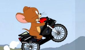 Original game title: Jerry Motorcycle