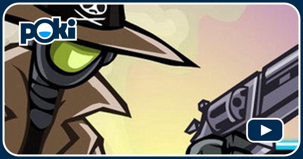 Gunbot Game - Shooting Games - GamesFreak