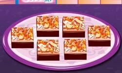 Choco Meringue Bars
