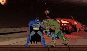 Original game title: Batman Double Team