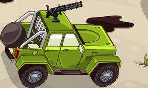 Original game title: Desert Strike Force
