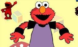 Elmo Aankleden