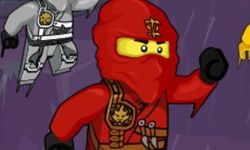 Ninjago: Padlý Nindža