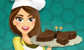 Cooking with Emma: Butterfly Chocolate Cake
