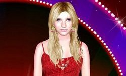 Kesha Popstar Dress Up