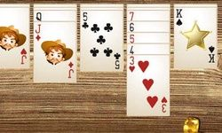 Solitaire : Far West