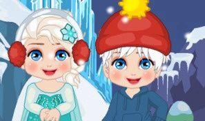 Elsa New Year Slacking