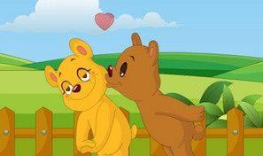 Teddy Love Kiss