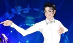 Michael Jackson Dress-up