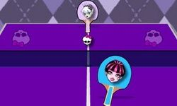 Table Tennis Monster High