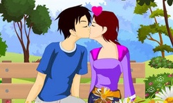 Park Fun Kiss