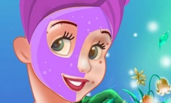 Princess Ariel Facial