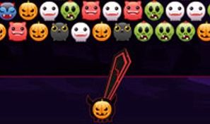 Original game title: Bubble Hit: Halloween