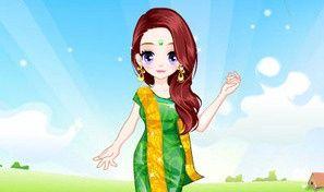 Pretty Indian Princess